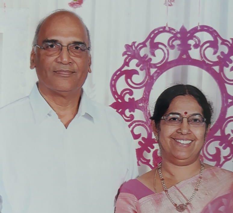 Usha and Ram Kaundinya